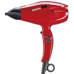 Профессиональный фен Babyliss Pro Vulcano V3 Red BAB6180IRE 2200W