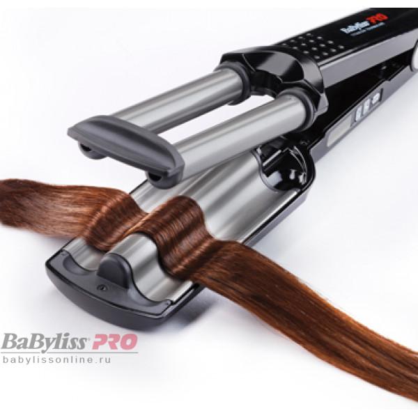 Плойка-волна BaByliss PRO Ionic 3D Waiver BAB2369TTE