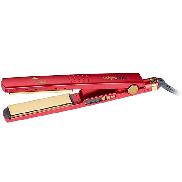 Профессиональный выпрямитель волос Babyliss Titanium Ionic Straightener красный BAB3091RDTE
