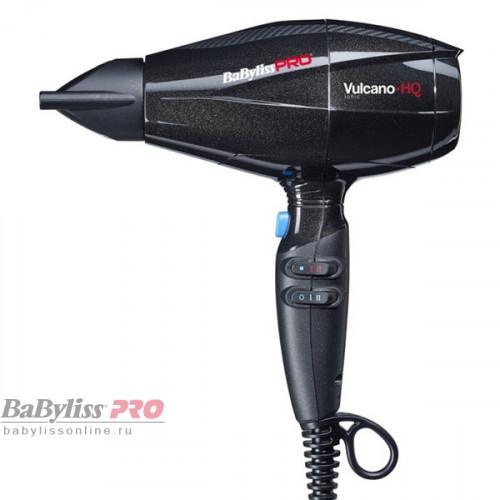 Профессиональный фен Babyliss Pro Vulcano-HQ BAB6980IE 2400W