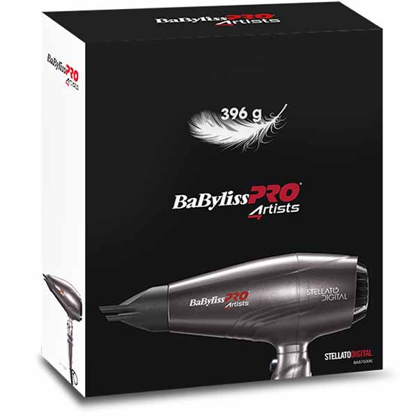Профессиональный фен BaByliss PRO Stellato Digital BAB7500IE 2400W