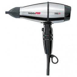 Профессиональный фен BaByliss Pro STEELFX Barbers Spirit BAB8000IE 2000W