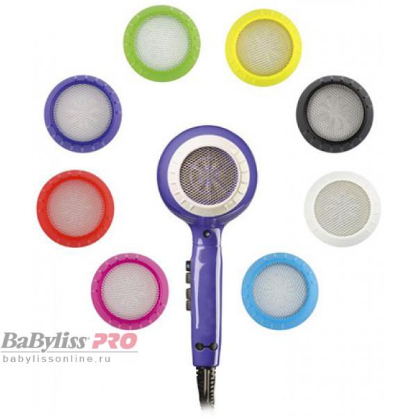 Профессиональный фен BaByliss Pro Luminoso Giallo Ionic BAB6350IYE 2100W