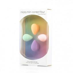 Спонжи beautyblender micro.mini correct.four 1041
