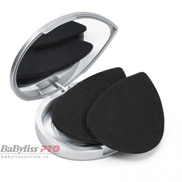 Спонжи-лепестки матирующие beautyblender blotterazzi pro Черный 1045