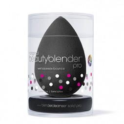 Набор спонж beautyblender pro и мини мыло solid blendercleanser beautyblender pro 1060