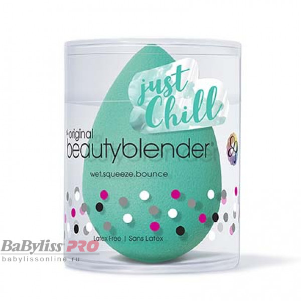 Спонж beautyblender original chill Мятный 1065