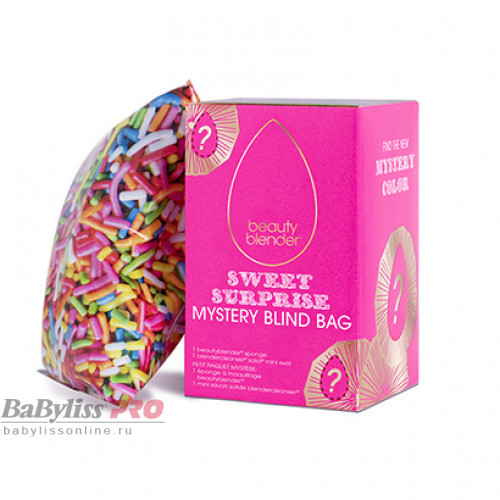Подарочный набор спонж + мини-мыло beautyblender Sweet Surprise 1078