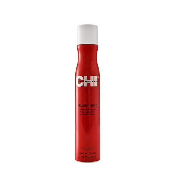Лак для волос экстрасильной фиксации Chi Helmet Hear Extra Firm Hold Hair Spray 284 гр CHI0656