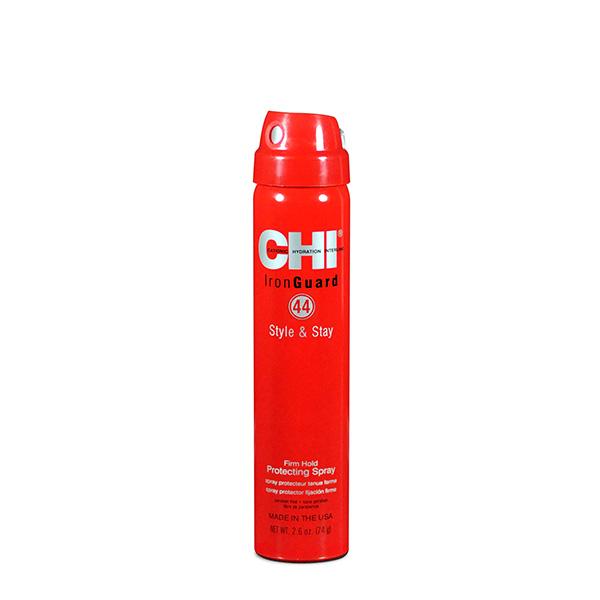 Спрей термозащитный средней фиксации Chi 44 Iron Guard Style & Stay Firm Hold Protecting Spray 74 гр CHIIGP02
