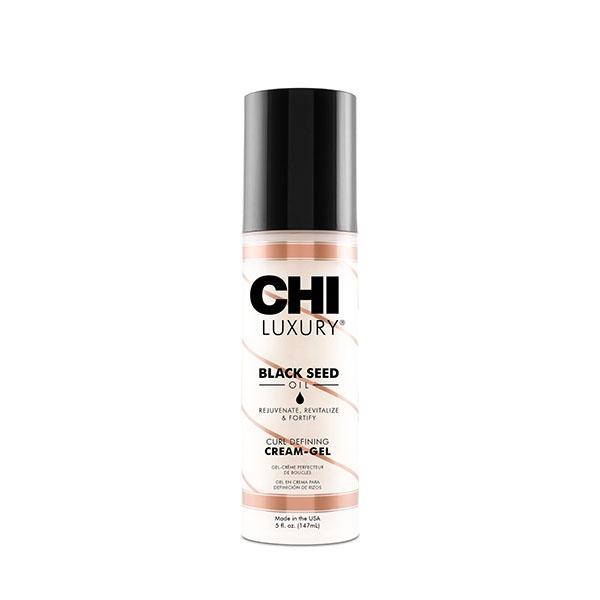 Крем-гель для укладки для вьющихся волос Chi Luxury Black Seed Oil Curl Defining Cream-gel 147 мл CHILCG5