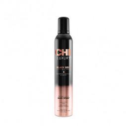 Лак для волос подвижной фиксации Chi Luxury Black Seed Oil Flexible Hair Spray 340 гр CHILVHS12