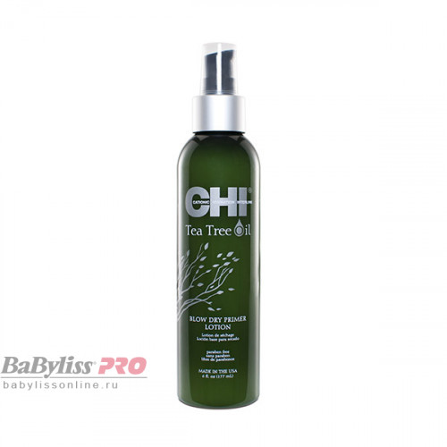 Лосьон-праймер для укладки Chi Tea Tree Oil Blow Primer Lotion 177 мл CHITTDP6
