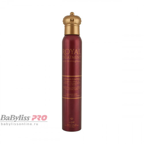 Лак для волос Chi Royal Treatment Ultimate Control 340 гр ROTUC12