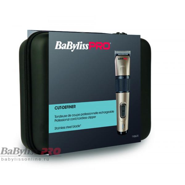 Профессиональная машинка для стрижки BaByliss PRO Cut Definer FX862E