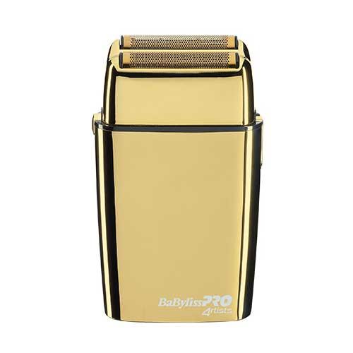 Шейвер с комбинированным питанием BaByliss PRO FOILFX02 Gold FXFS2GE