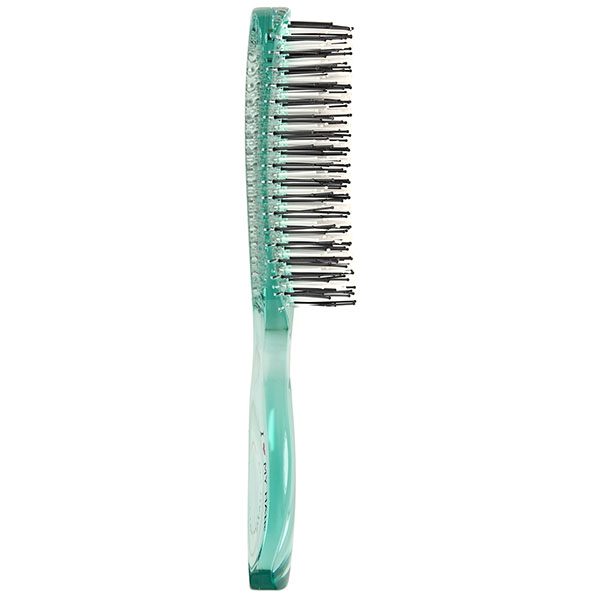 Щетка для волос I Love My Hair Aqua Brush 18280SC зеленая прозрачная M 0409-18280SC-10