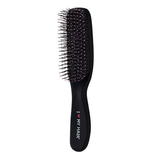 Щетка для волос I Love My Hair Spider ECO 1501 черная матовая M 0409-1501S-01
