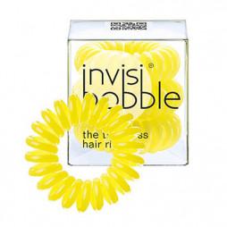 Резинка-браслет для волос invisibobble Original Submarine Yellow Желтый 3 шт 3005