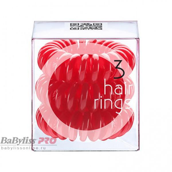Резинка-браслет для волос invisibobble Original Raspberry Red Красный 3 шт 3006