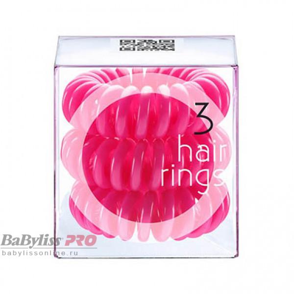 Резинка-браслет для волос invisibobble Original Candy Pink Розовый леденец 3 шт 3008