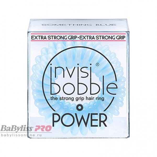 Резинка-браслет для волос invisibobble Power Something Blue Нежно-голубой 3 шт 3055