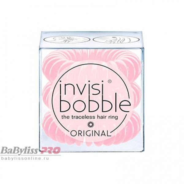 Резинка-браслет для волос invisibobble Original Blush Hour Нежно-розовый 3 шт 3070