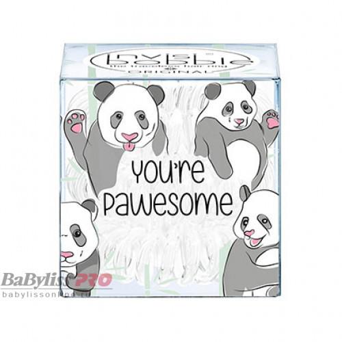 Резинка-браслет для волос invisibobble Original You're Pawesome Молочный 3 шт 3077