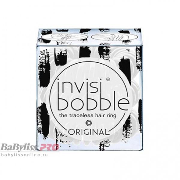 Резинка-браслет для волос invisibobble Original Smokey Eye Дымчато-серый 3 шт 3085