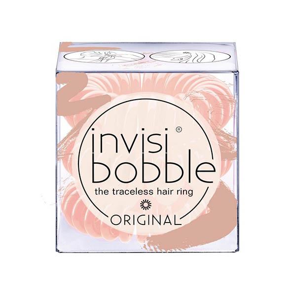 Резинка-браслет для волос invisibobble Original Make-Up Your Mind Нюдовый 3 шт 3087
