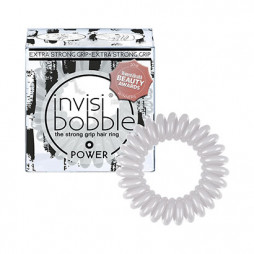 Резинка-браслет для волос invisibobble Power Smokey Eye Дымчато-серый 3 шт 3091