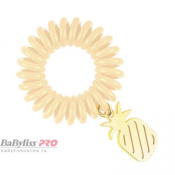 Резинка-браслет для волос invisibobble Tutti Frutti Pineappeal Ананасовый 3 шт 3102