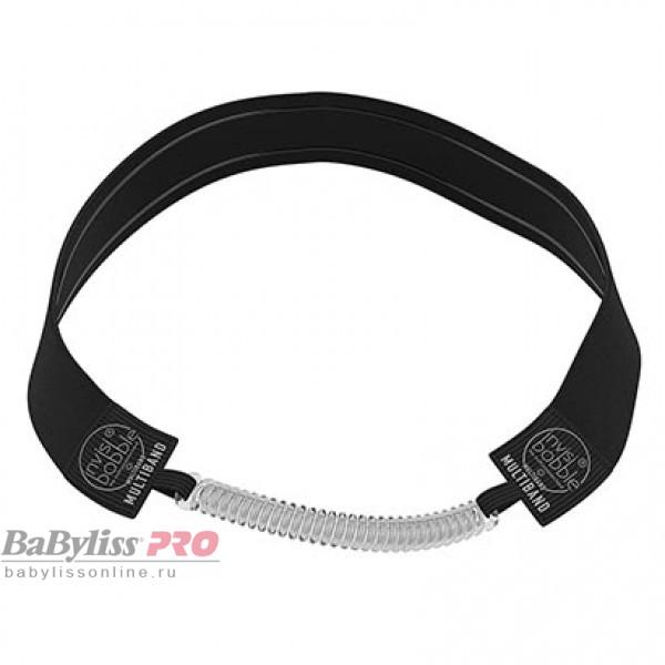 Резинка для волос invisibobble Multiband True Black Черный 3112