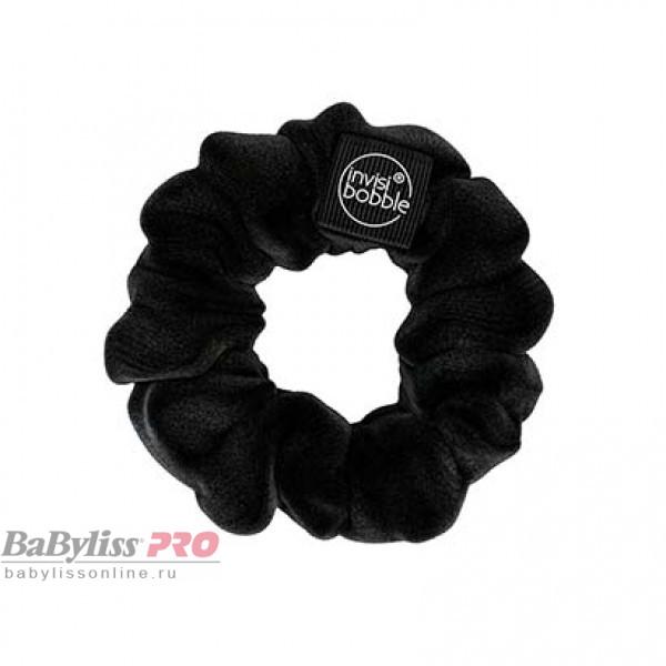 Резинка-браслет для волос invisibobble Sprunchie True Black Черный 3134