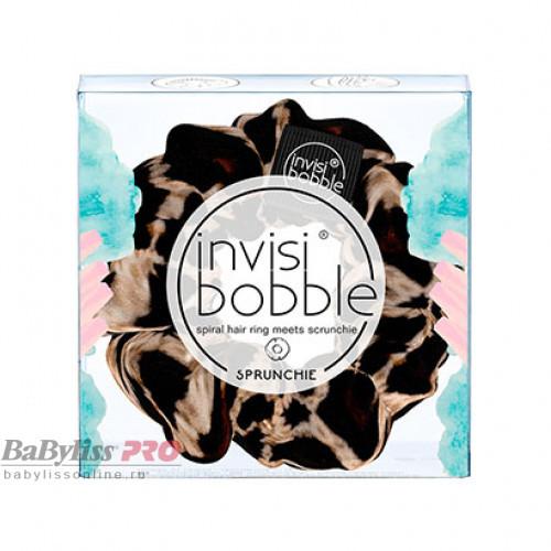 Резинка-браслет для волос invisibobble Sprunchie Purrfection Леопардовый 3135