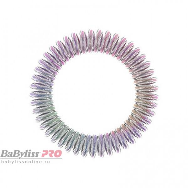 Резинка-браслет для волос invisibobble Slim Vanity Fairy Радужный 3 шт 3142
