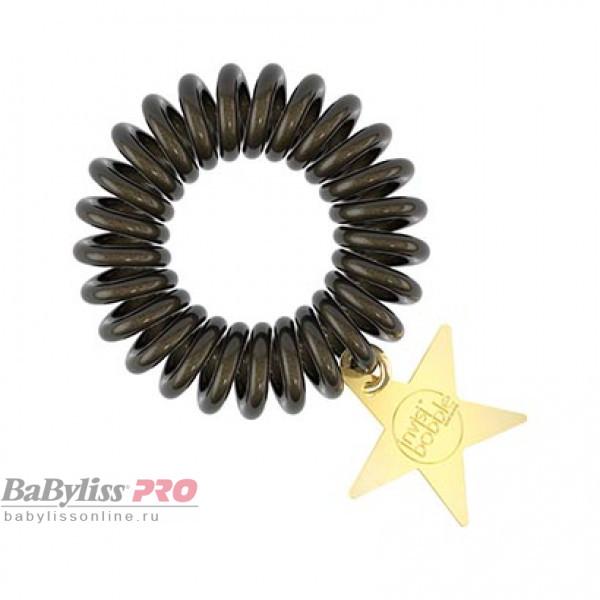 Резинка-браслет для волос invisibobble Original Got to Glow Темно-оливковый 3 шт 3147