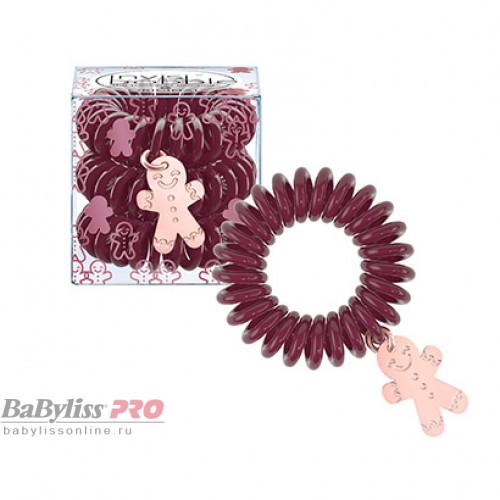 Резинка-браслет для волос invisibobble Original My Kind Of Man Сливовый 3 шт 3148
