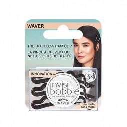 Заколка для волос invisibobble Waver Pretty Dark Коричневый 3 шт 3155