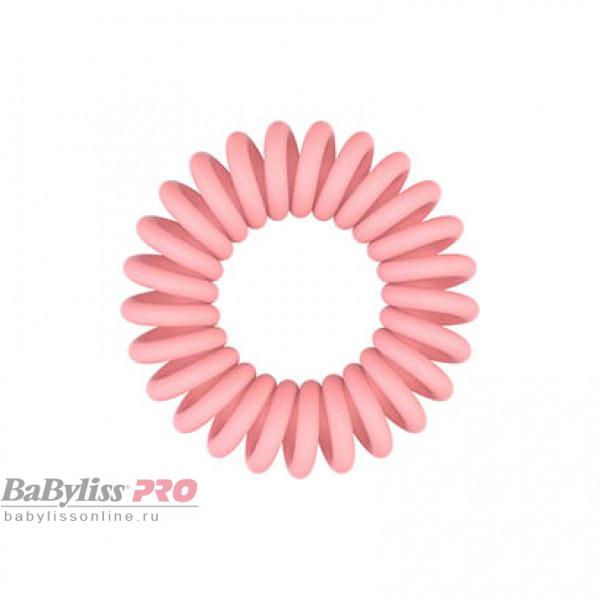 Резинка-браслет для волос invisibobble Original Matte Me Myselfie and I Розовый матовый 3 шт 3163