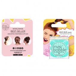 Резинка-браслет для волос invisibobble Original Mint to Be Мятный 3 шт 3166