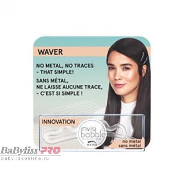 Заколка для волос invisibobble Waver Crystal Clear One Прозрачный 3168