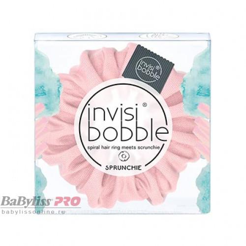 Резинка-браслет для волос invisibobble Sprunchie No Morals But Corals Розовый 3169