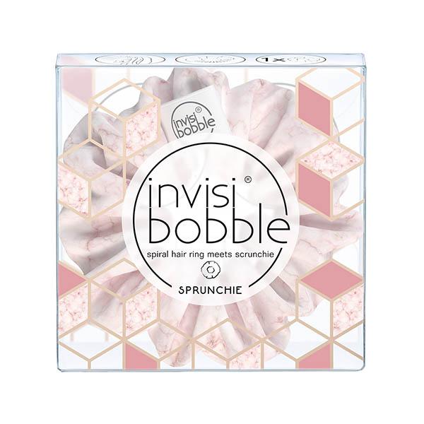 Резинка-браслет для волос invisibobble Sprunchie My Precious Розовый мрамор 3203