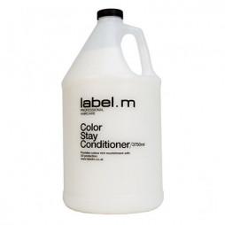 Кондиционер label.m Защита цвета Colour Stay Conditioner 3750 мл LCCS3750