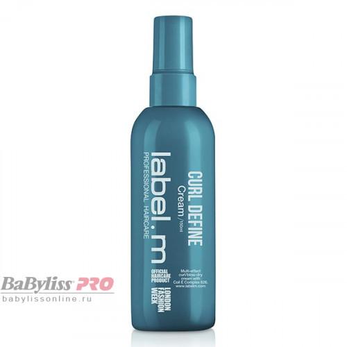 Крем для вьющихся волос label.m Curl Define Cream 150 мл LFDC0150