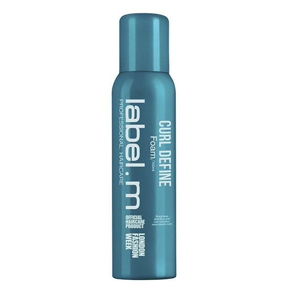 Пена для вьющихся волос label.m Curl Define Foam 150 мл LFDF0150