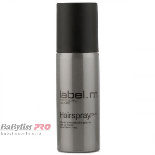 Лак для волос label.m Hairspray 50 мл LFHS0050