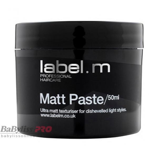Паста для волос матовая label.m Matt Paste 50 мл LFMP0050