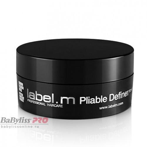 Паста для волос label.m Гибкая фиксация Pliable Definer 50 мл LFPL0050